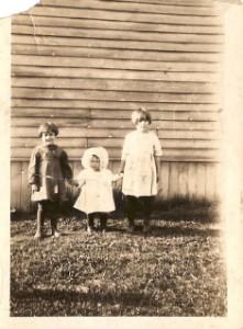 Edith, Doris, and Me