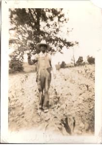 Clarence Pittman circa 1941