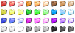 Folder Colors by Folder Maker