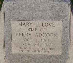 MaryJane Love_Adcock